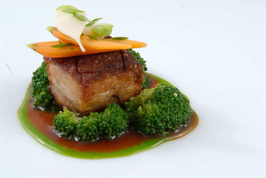 Wink Braised Pork Belly