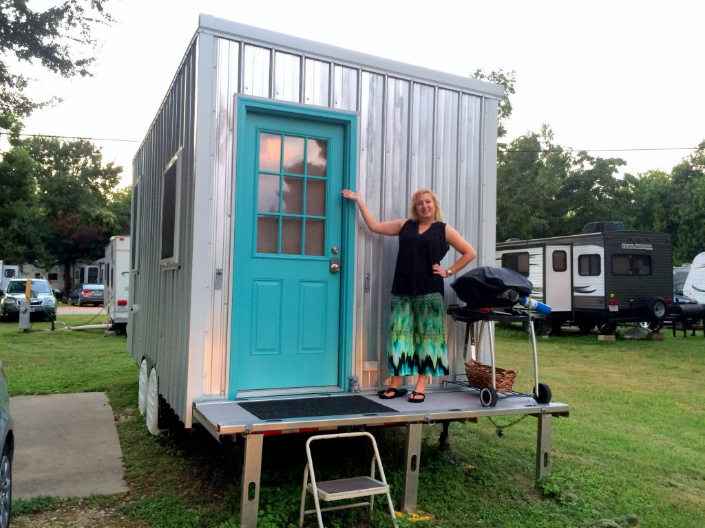 Austin Tiny Home at RV Park