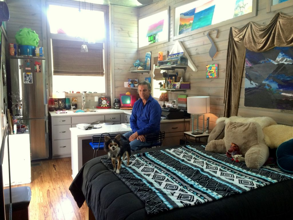 Austin Tiny Home Interior