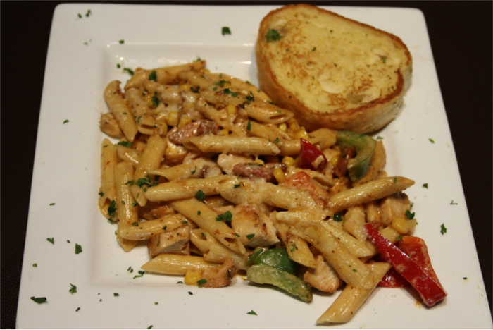 Angry Chicken Penne Austin