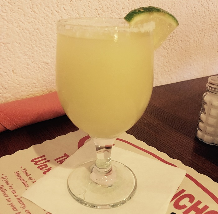 Come thirsty, leave tipsy with a margarita from Matt's El Rancho