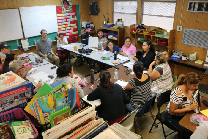 The SEED ESL Class in Austin