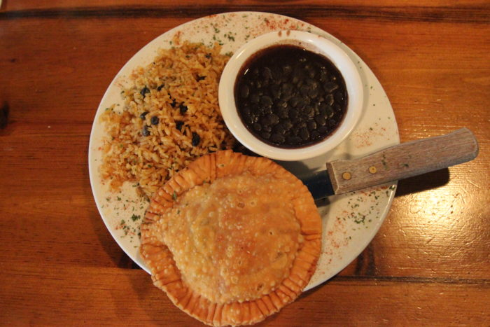 Cuban Empanada at Habana Soco