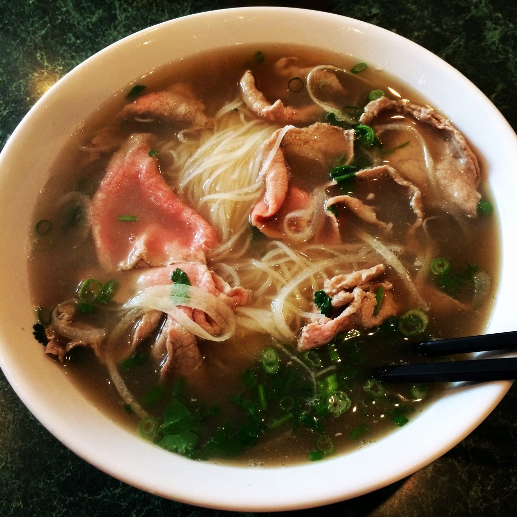 Pho Tai at Tan May