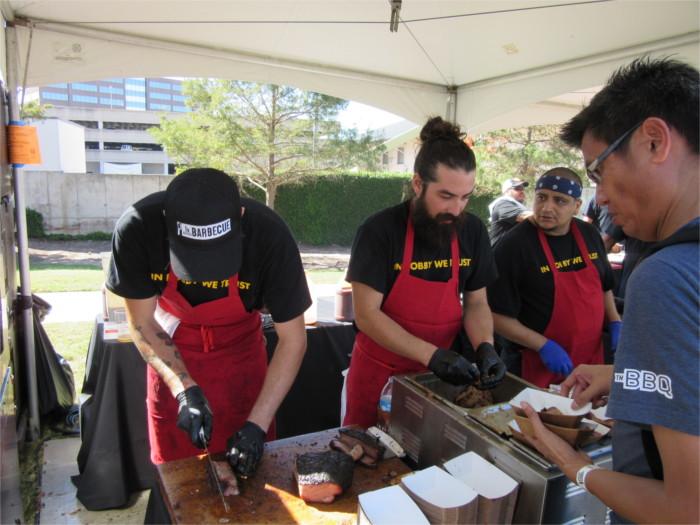 La Barbecue TMBBQ Fest