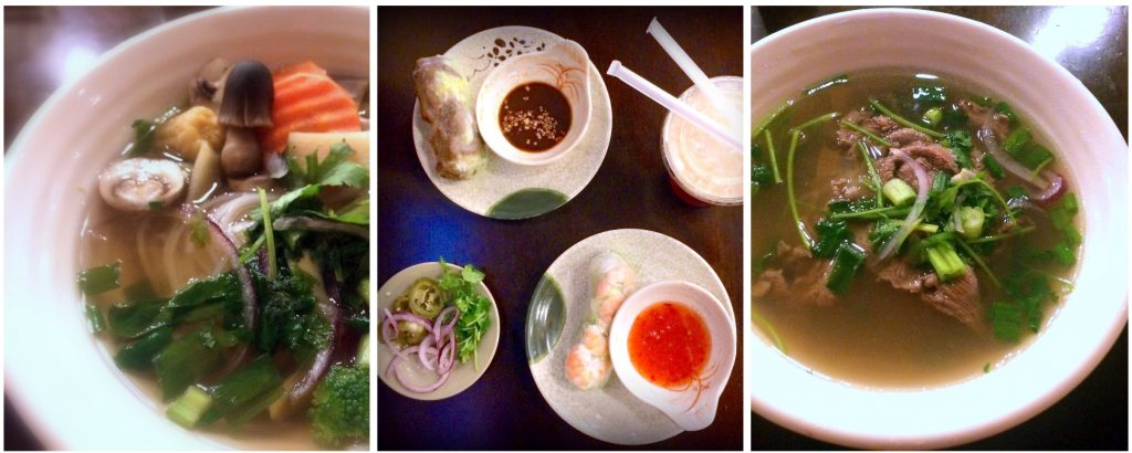 PhoNatic Vietnamese Restaurant in Austin