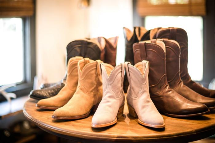 Tecovas Boots in Austin