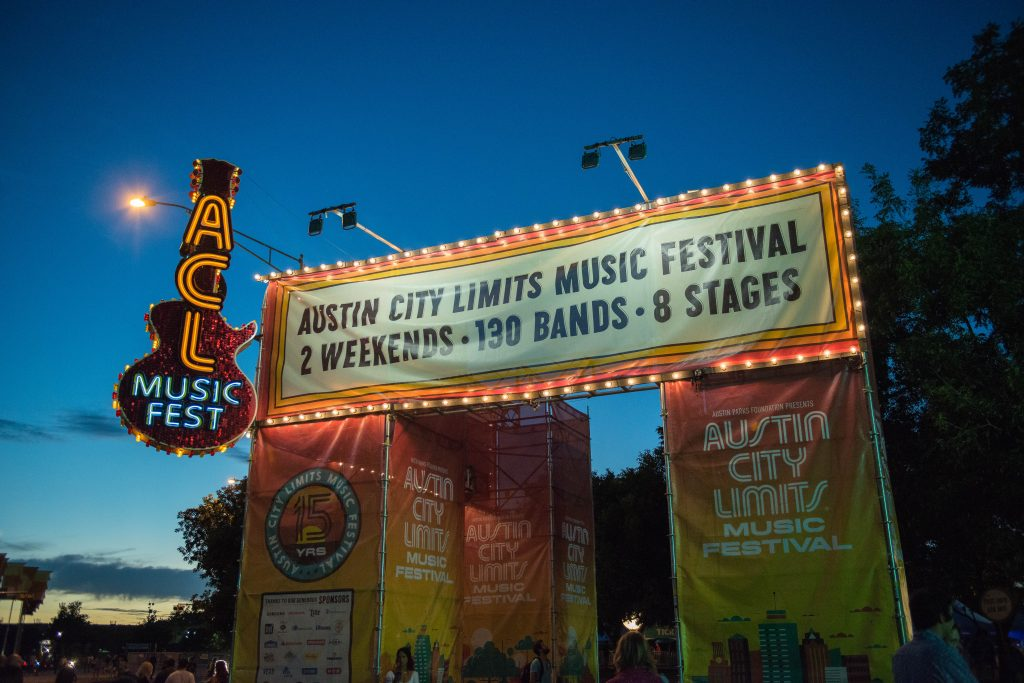 Austin City Limits Festival - Experience Musical Magic in ...