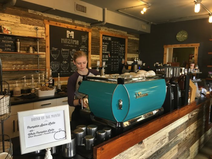 Mazama Coffee Co. in Dripping Springs