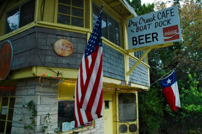 Dry Creek Cafe in Austin