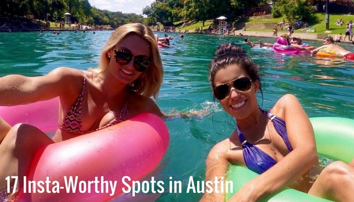 Places to Take Instagram Photos in Austin