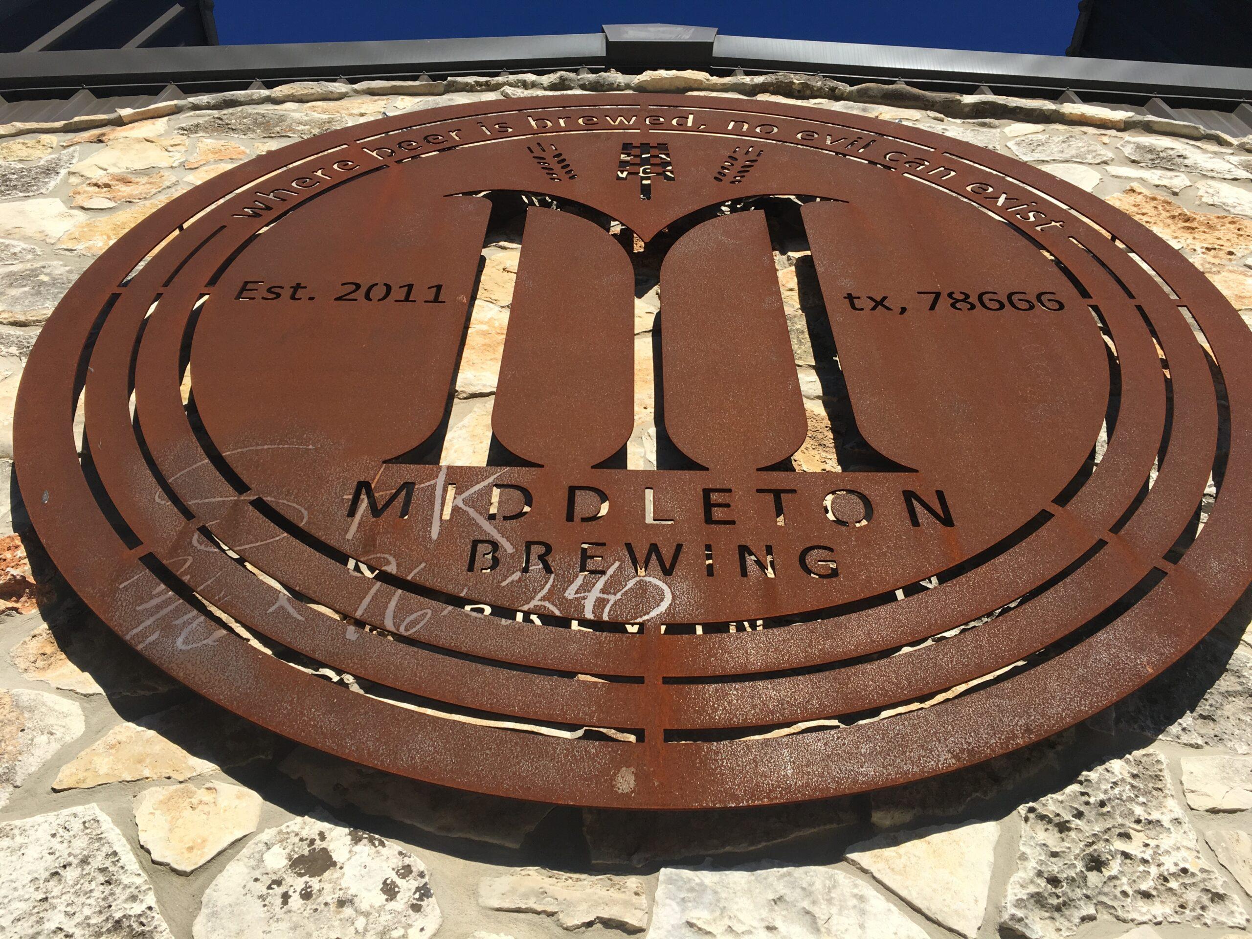 Middleton Brewing in San Marcos