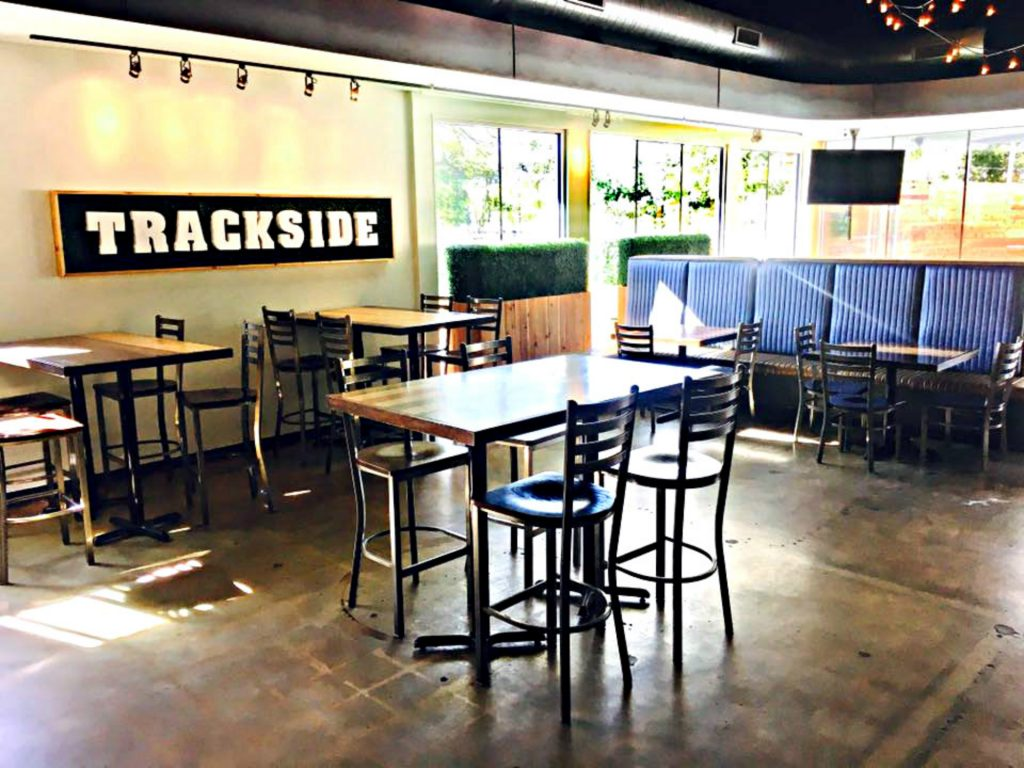 Trackside Switch Coworking Room Large