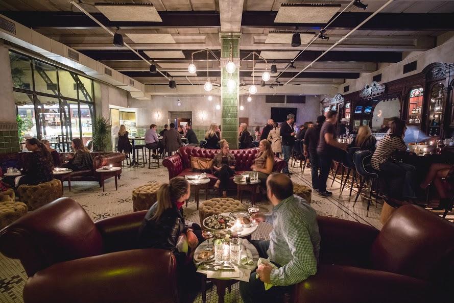 Eberly Restaurant Austin