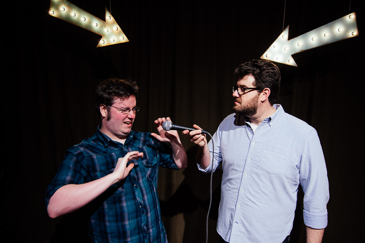 free comedy show Austin