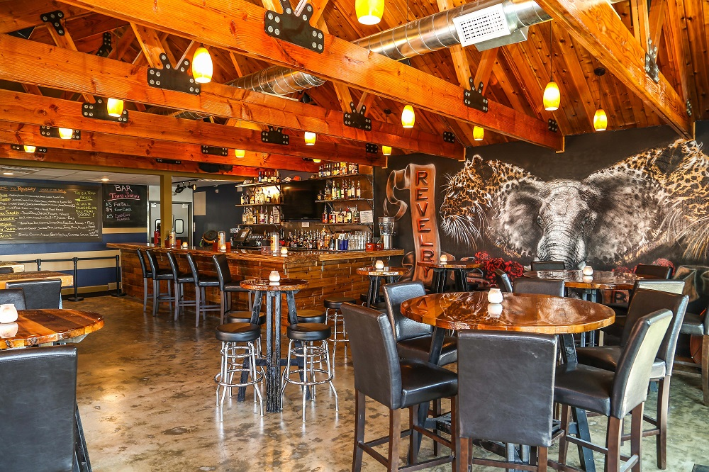 Murals Revelry Kitchen and Bar