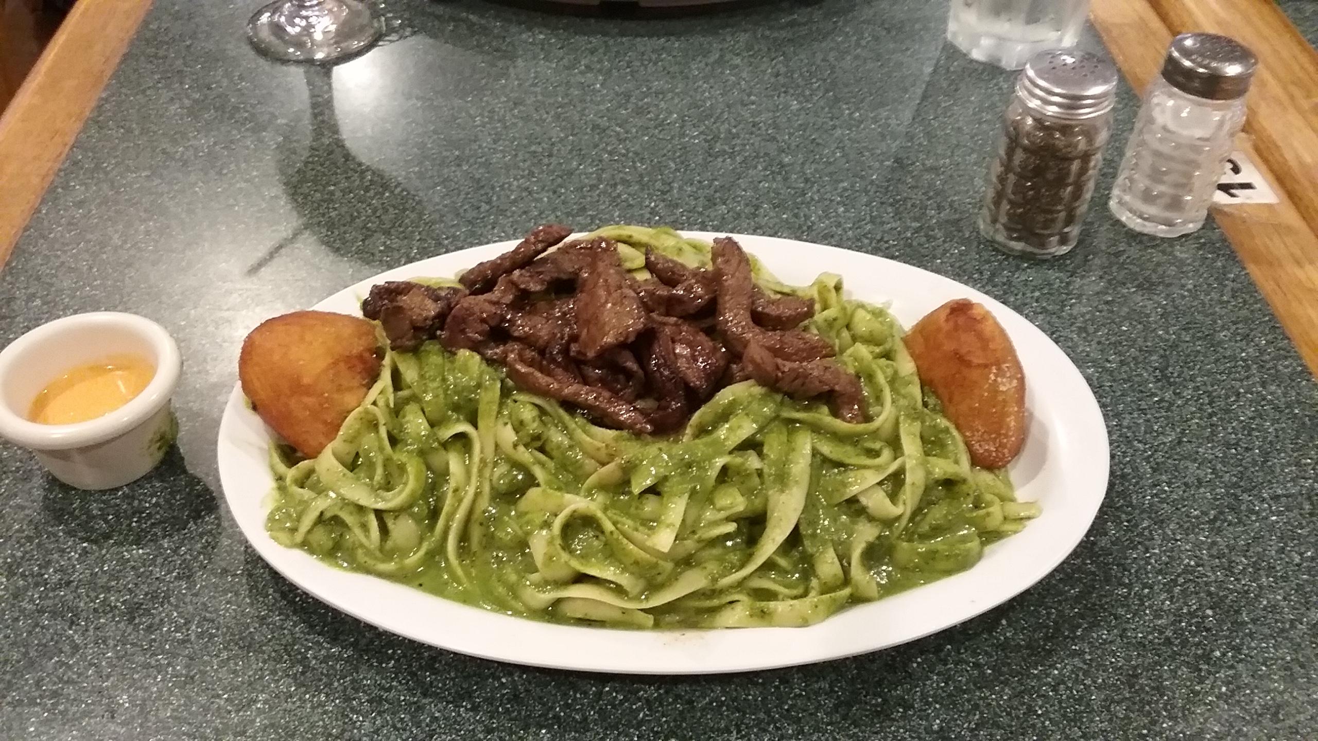 Lima Criolla Tallarines Verdes in Austin