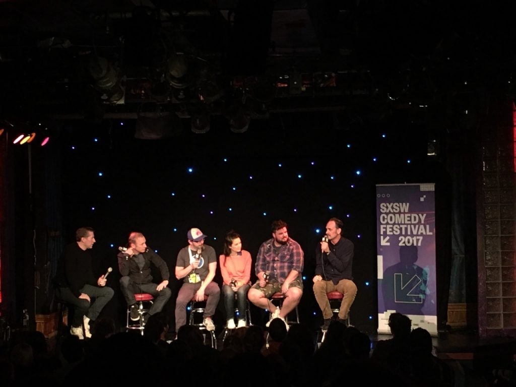Live Comedy Bang Bang Podcast Recording SXSW Comedy 2017