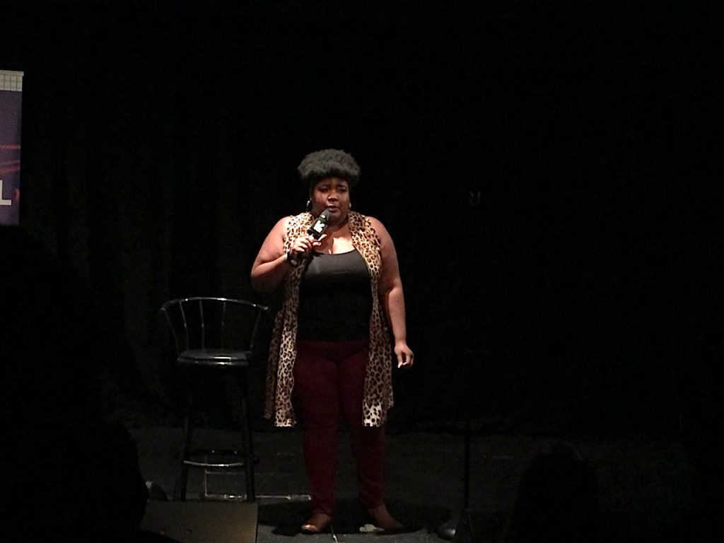 Dulce Sloan Stand Up SXSW Comedy 2017