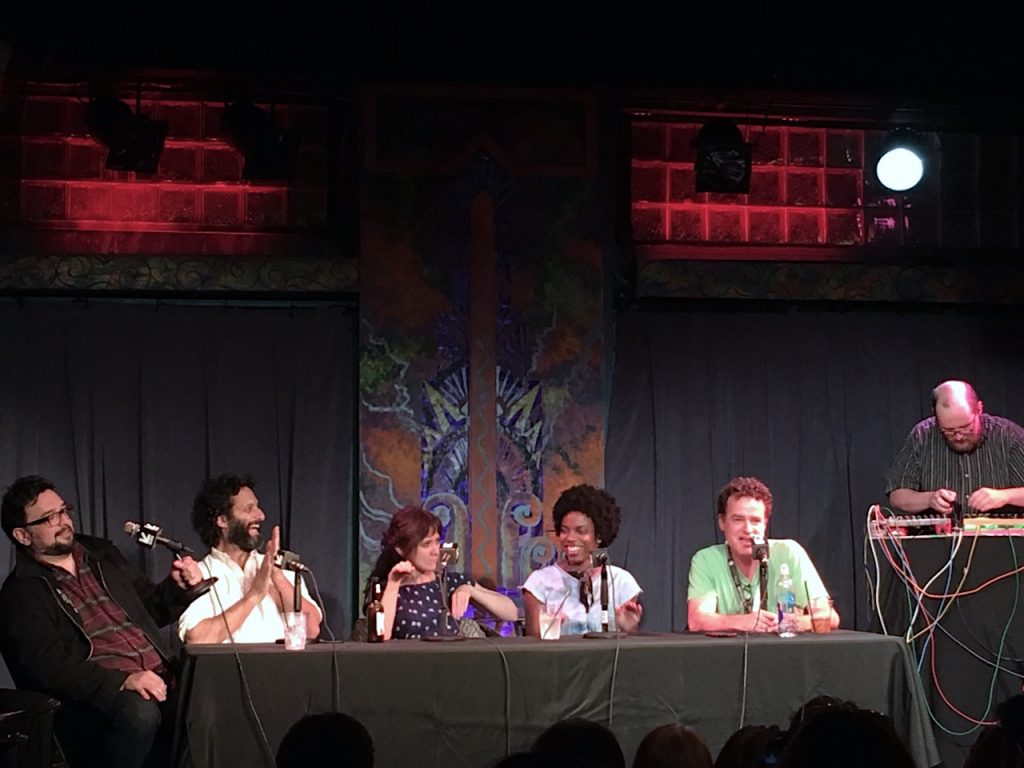 improv4humans Live Podcast Recording SXSW Comedy 2017