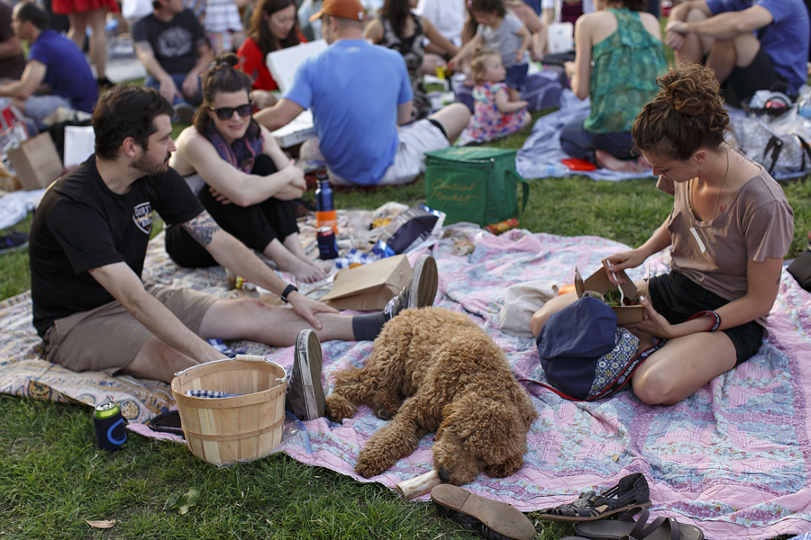 Waller Creek Pop-Up Picnic