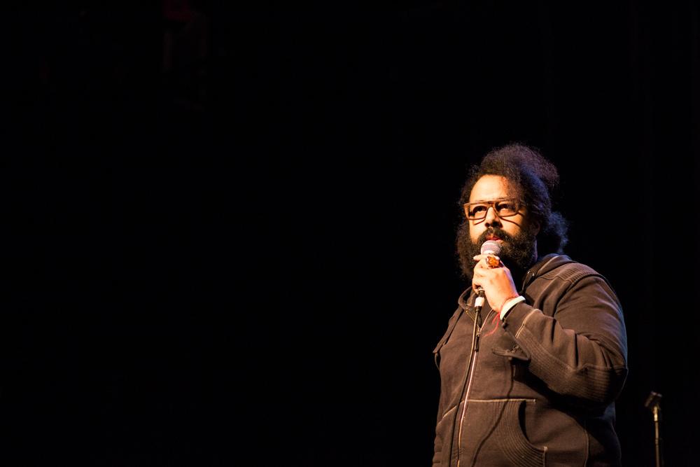 Reggie Watts SXSW Comedy