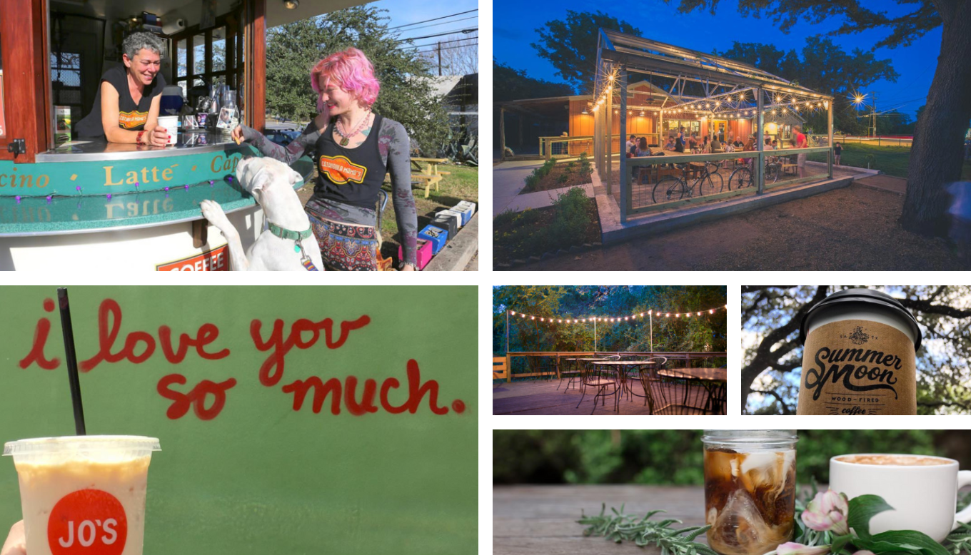 The 14 Most Inviting South Austin Coffee Shops