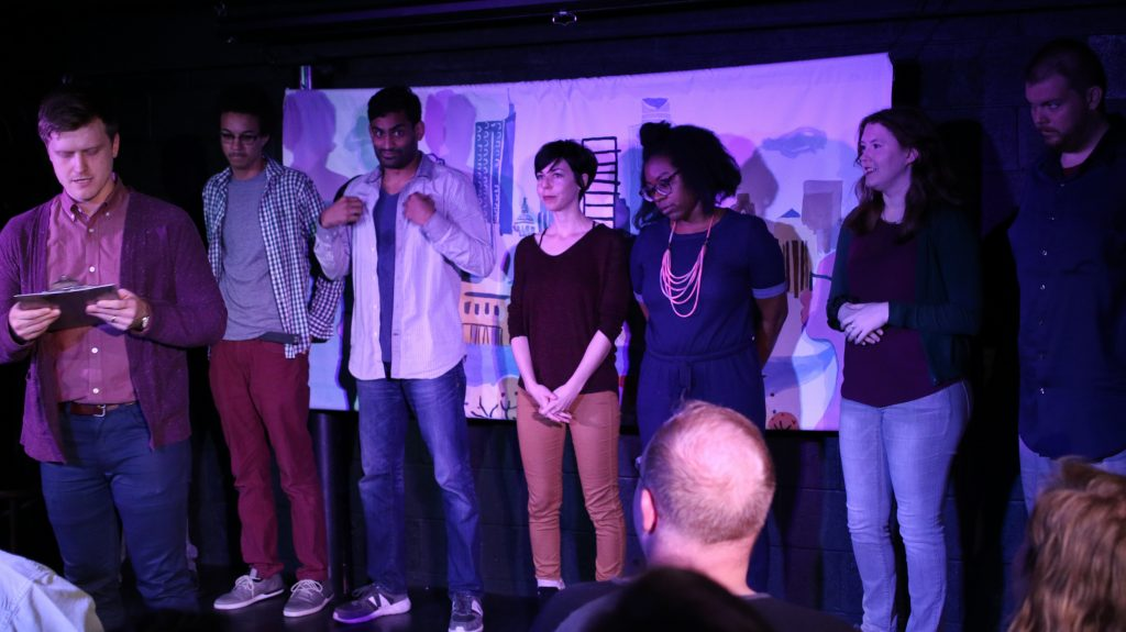 Missed Connections ATX Comedy Troupe in Austin