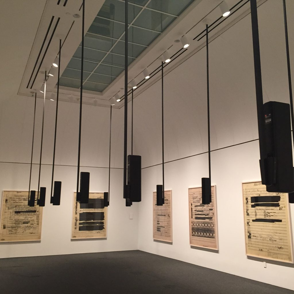Artistic Value of Sound at Blanton Museum of Art