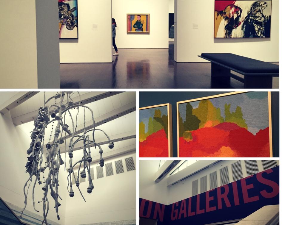 Blanton Museum of Art Remodeled