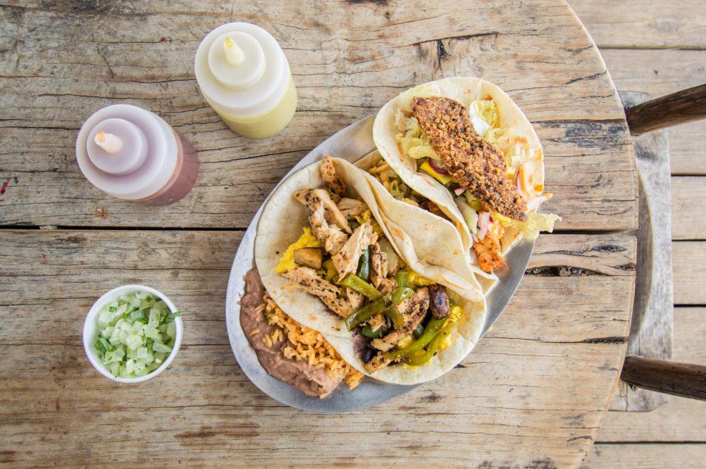 Tyson's Tacos Hyde Park Austin