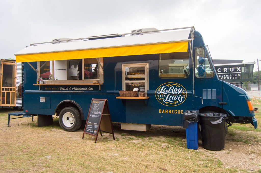 LeRoy and Lewis Barbecue Austin