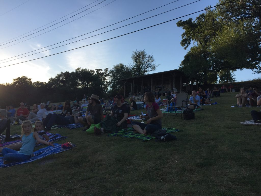 Free Shakespeare in Zilker Park