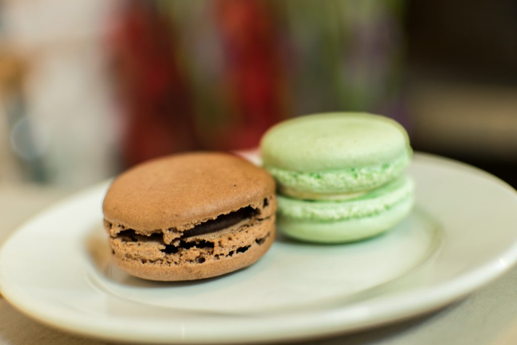 walton's fancy and staple macaron
