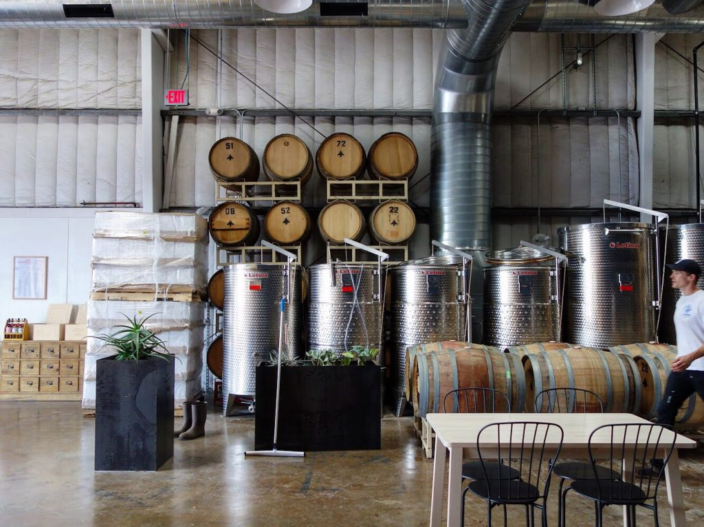 The Austin Winery Production