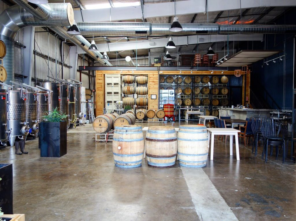 The Austin Winery Tasting Room