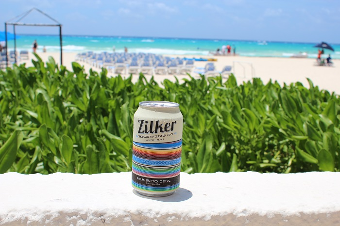 Zilker Brewing Marco IPA Beer