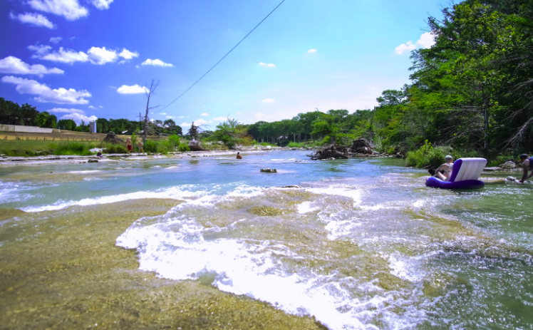 Wimberley Access to Blanco River