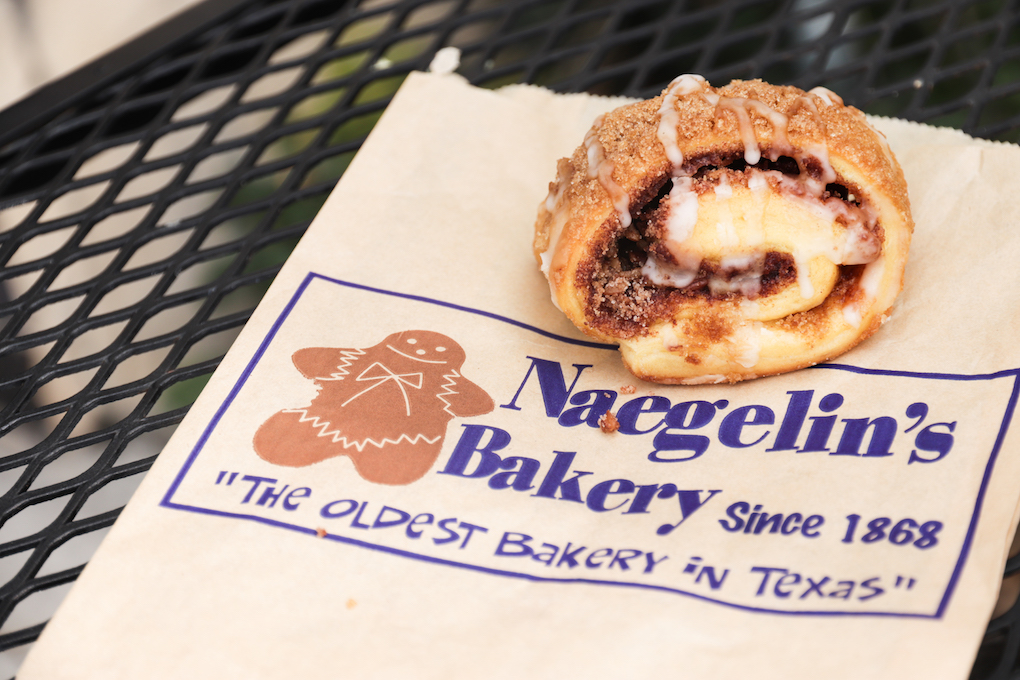 Naegelin's Bakery in New Braunfels
