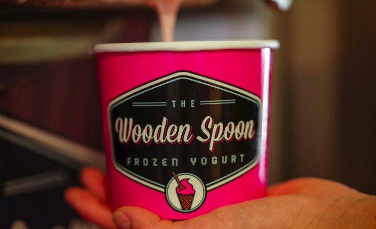 Wooden Spoon Frozen Yogurt in Wimberley Texas