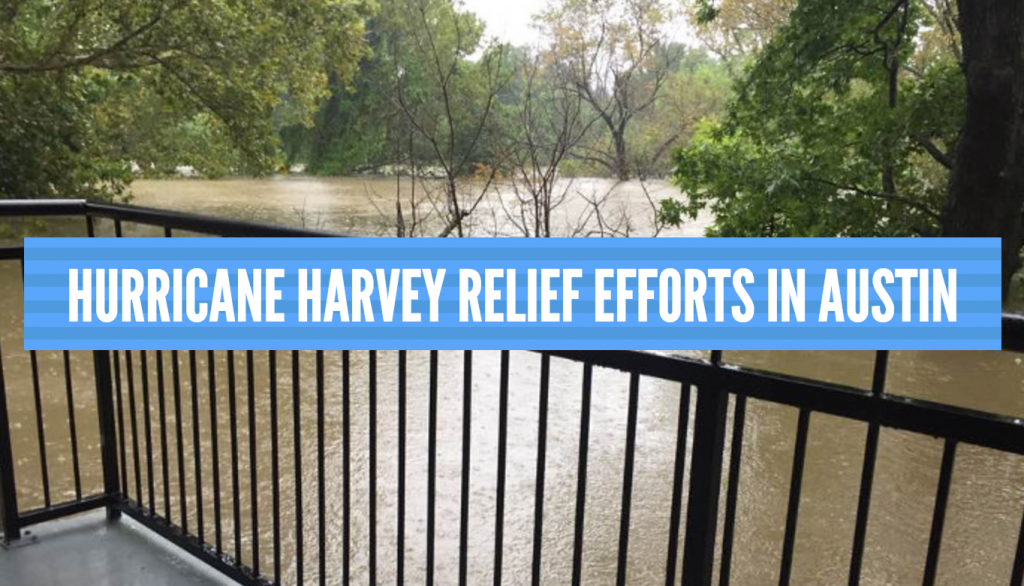 Hurricane Harvey Relief Efforts in Austin