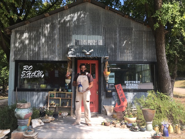 Ro Shaw Clay Studio Salado Texas