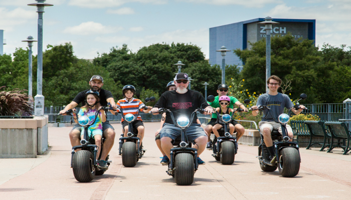 Your Biker Gang Austin Tours