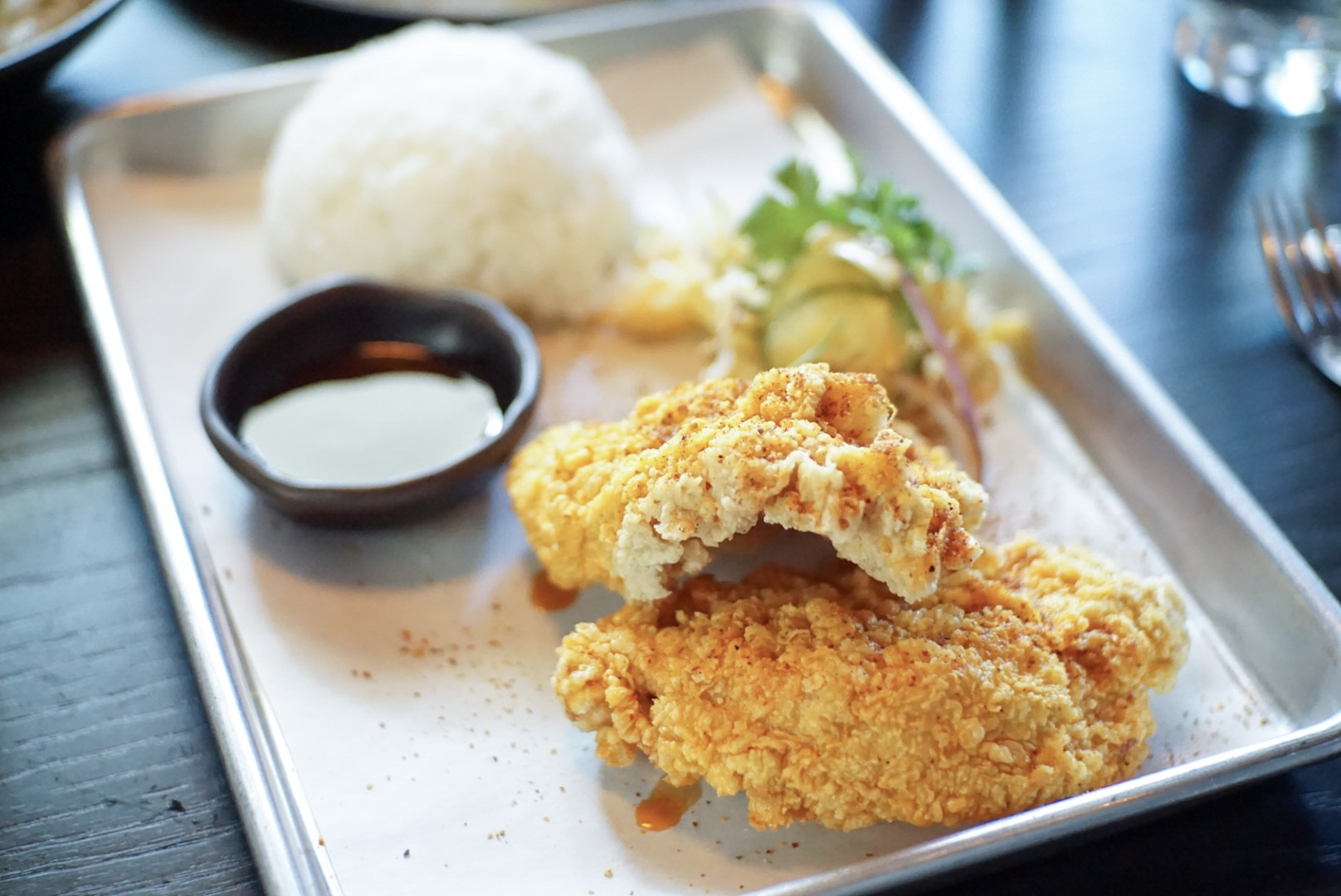 Taiwanese Hot Chicken at Old Thousand