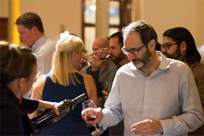 Big Reds & Bubbles Wine Tasting Event