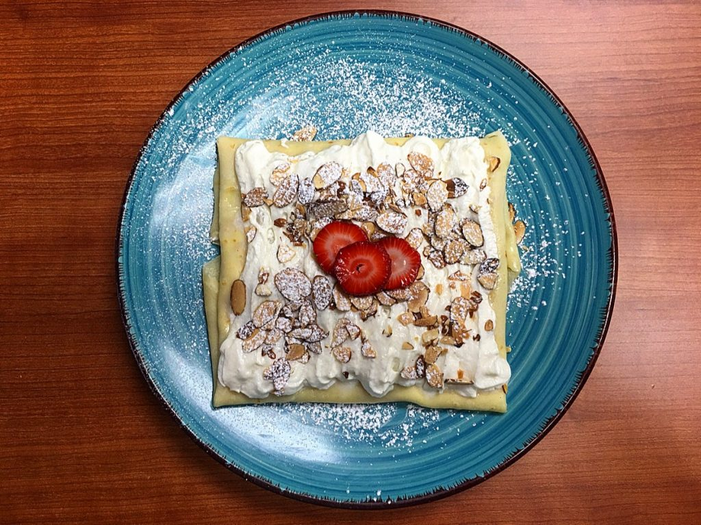 Nottingham Crepe at Cafe Creme