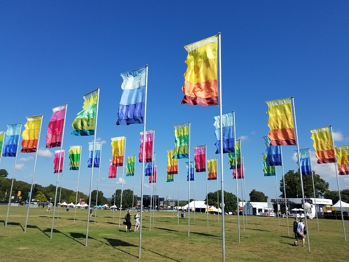 ACL Fest 2017 Flags