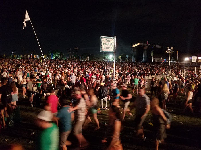ACL Fest 2017 at Night