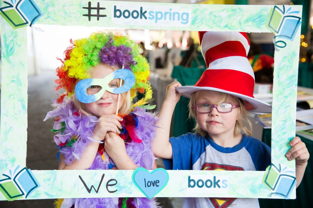 Family Friendly Texas Book Festival