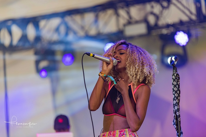 Melat at ACL Music Fest 2017